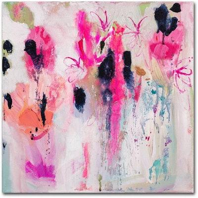 """Trademark Fine Art """"Unintentional Beauty"""" Canvas Art by Carrie Schmitt"""