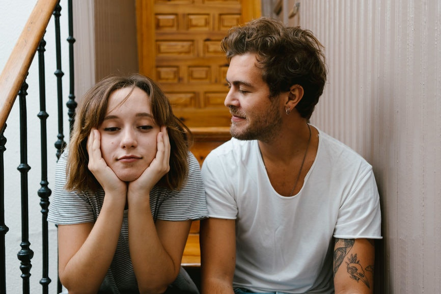 8 signs youre hookup an immature man
