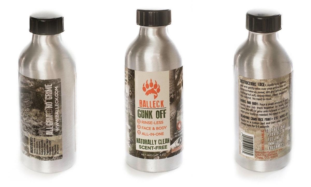 Mossy Oak Gunk Off