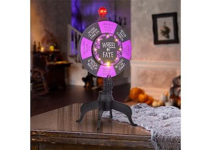 Halloween Animated Wheel of Fortune