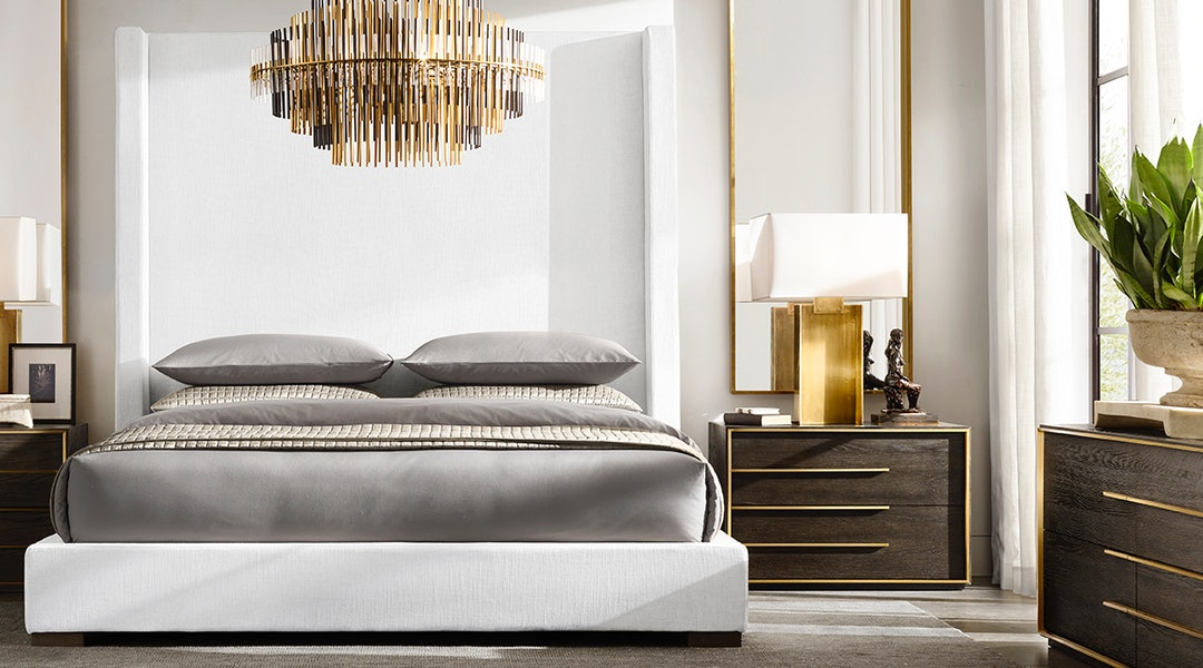 66fbedff823e Restoration Hardware's Sale Includes Luxury Bedding, Rugs, & Decor Up To 60  Percent Off