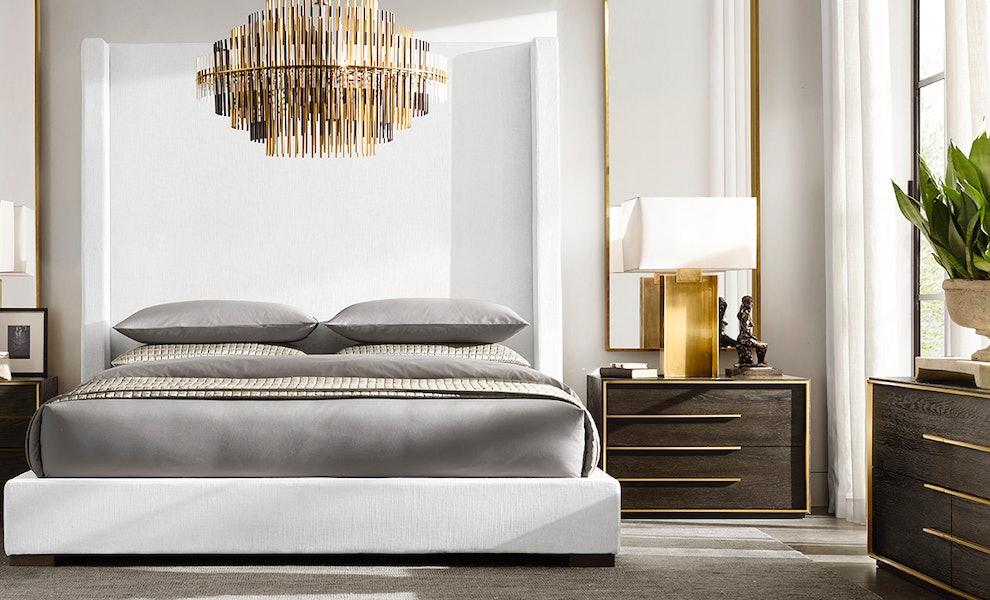 restoration hardwares sale includes luxury bedding rugs decor up to 60 percent off - Restoration Hardware Bedding