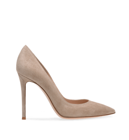 Gianvito 105 in Bisque Brown