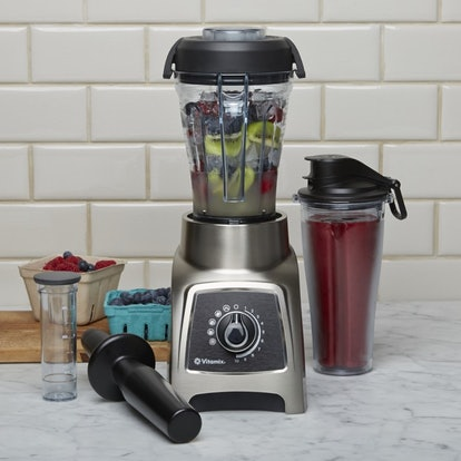 Vitamix S55 Personal Blender, Brushed Stainless