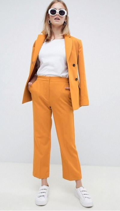 ASOS Design Double Breasted Suit