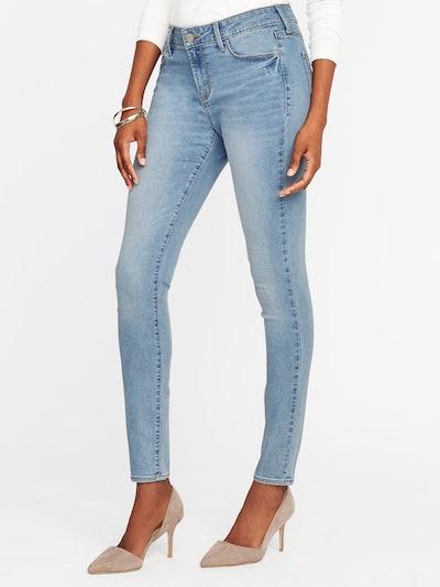 Mid-Rise Rockstar Jeans
