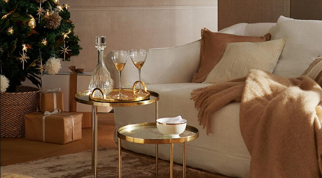 Zara Home S Holiday Decorations Are Unexpectedly Simple And