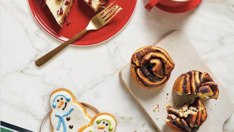 starbucks holiday 2018 food menu just launched new offerings that