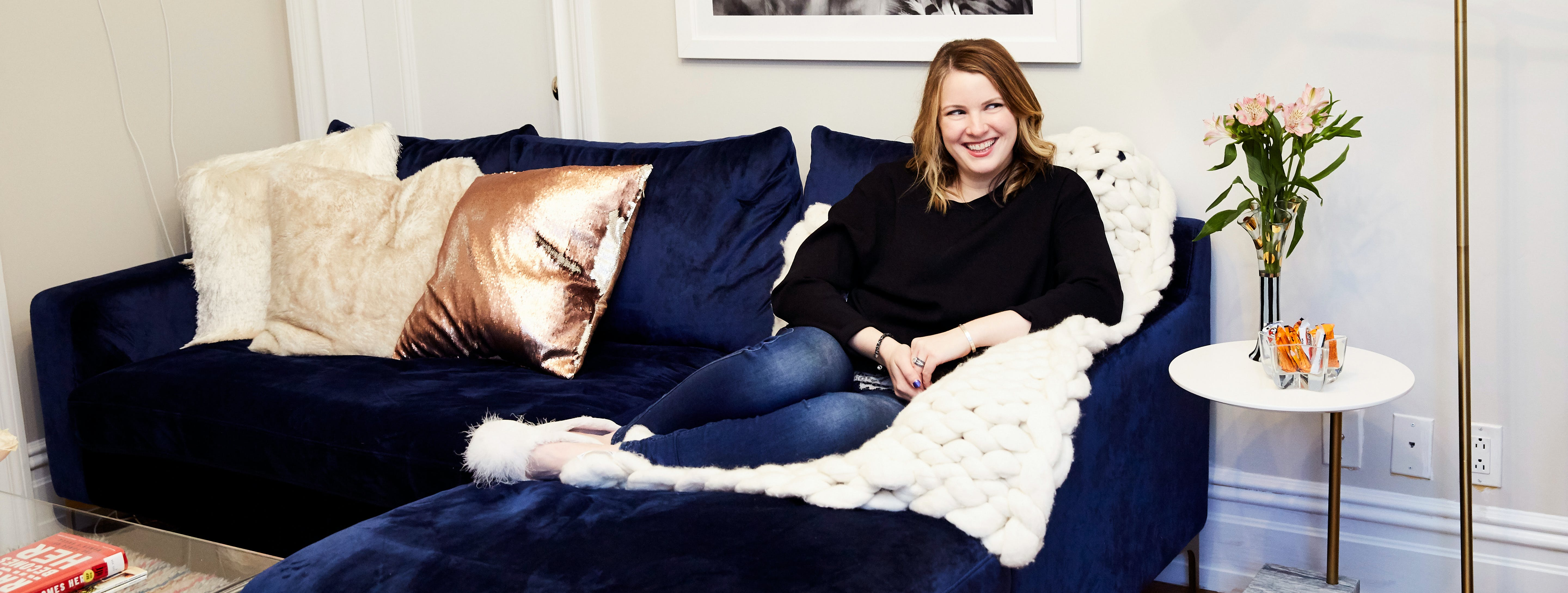 How The Editor In Chief Of Apartment Therapy Decorates Her Apartment