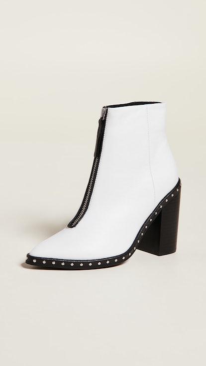 Axel Block Heel Boots