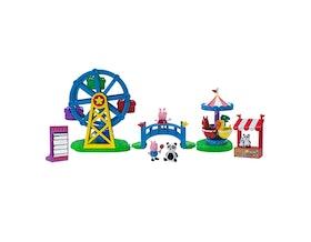 Peppa Pig Fun Fair Playset (2+)