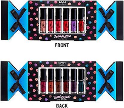 NYX Professional Makeup Sweet Château Slip Tease Lip Oil Mid-Vault