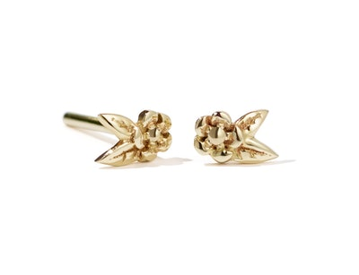 Meadowlark Micro Alba Stud Earrings