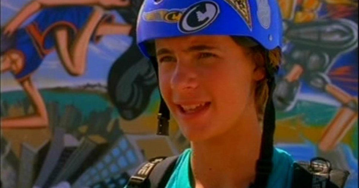 You May Not Remember Erik Von Detten — & He Kind Of Likes It That Way