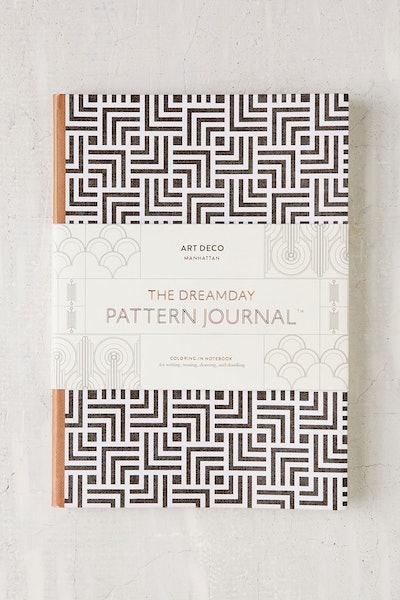 The Dreamday Pattern Journal: Art Deco – Manhattan