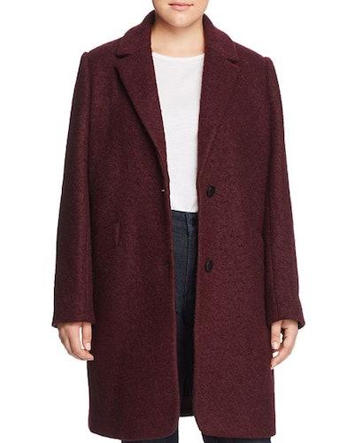Paige Bouclé Coat