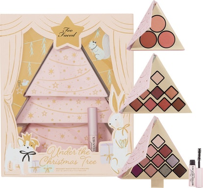 Too Faced Under The Christmas Tree Breakaway Makeup Palette & Mascara