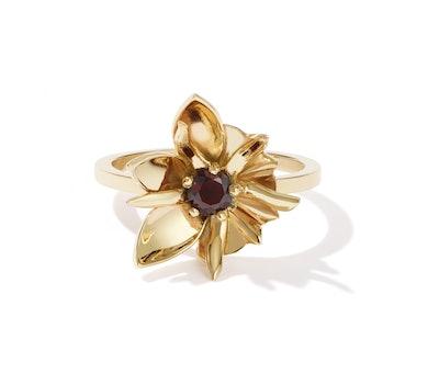Meadowlark Wildflower Ring Stone Set