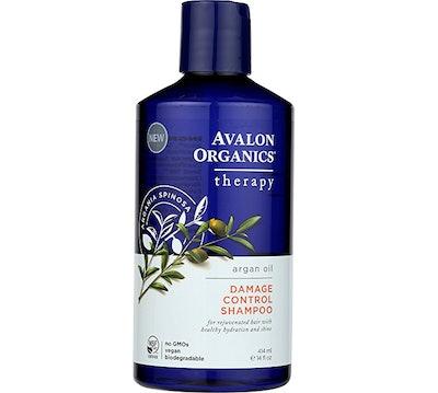 Argan Organics Oil Damage Control Shampoo