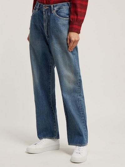 Monroe Selvedge-Denim Jeans
