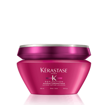 Reflection Mask for Color-Treated Hair