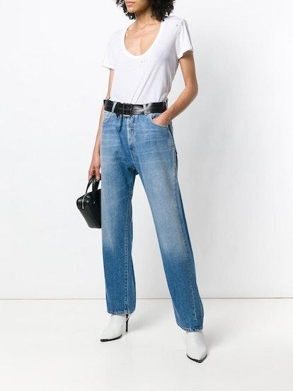 Classic Boyfriend Fit Jeans