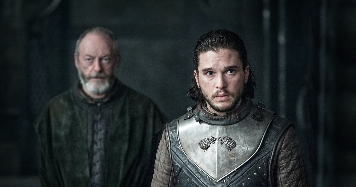 Jon Snow's 'GOT' Season 8 Outfit Might Have A Hidden Targaryen Hint