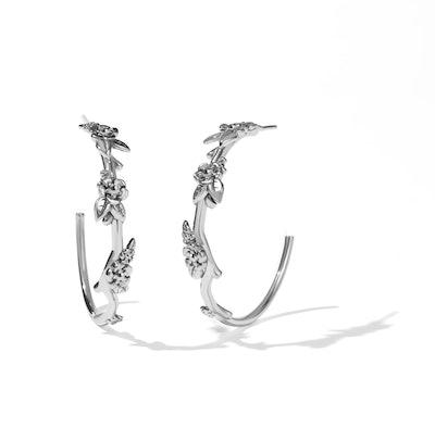 Meadowlark Alba Hoop Earrings Large