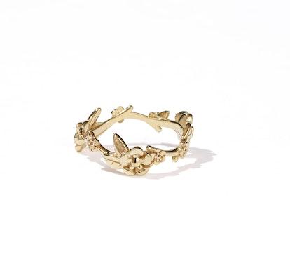 Meadowlark Alba Vine Ring