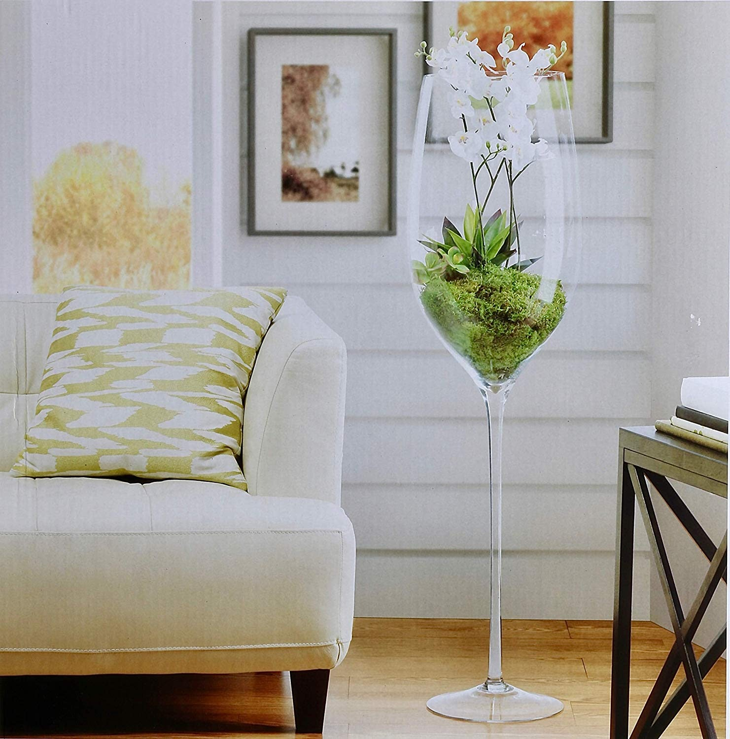 Costcos Four Foot Fall Decorative Wine Glass Has Gotten A Lot Of