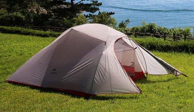 Naturehike Cloud-Up Lightweight Backpacking Tent (3 Person)