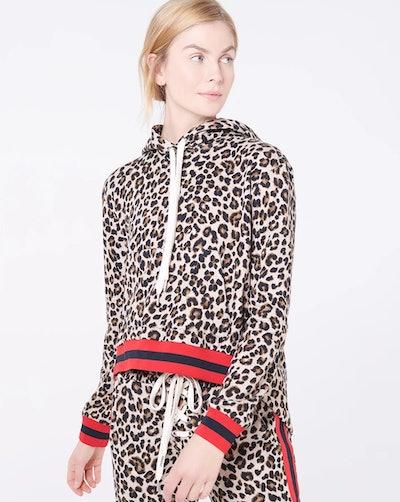 Laila Hoodie in Leopard