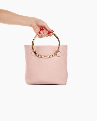 Janis Studios Darka Bag in Light Pink Size Small
