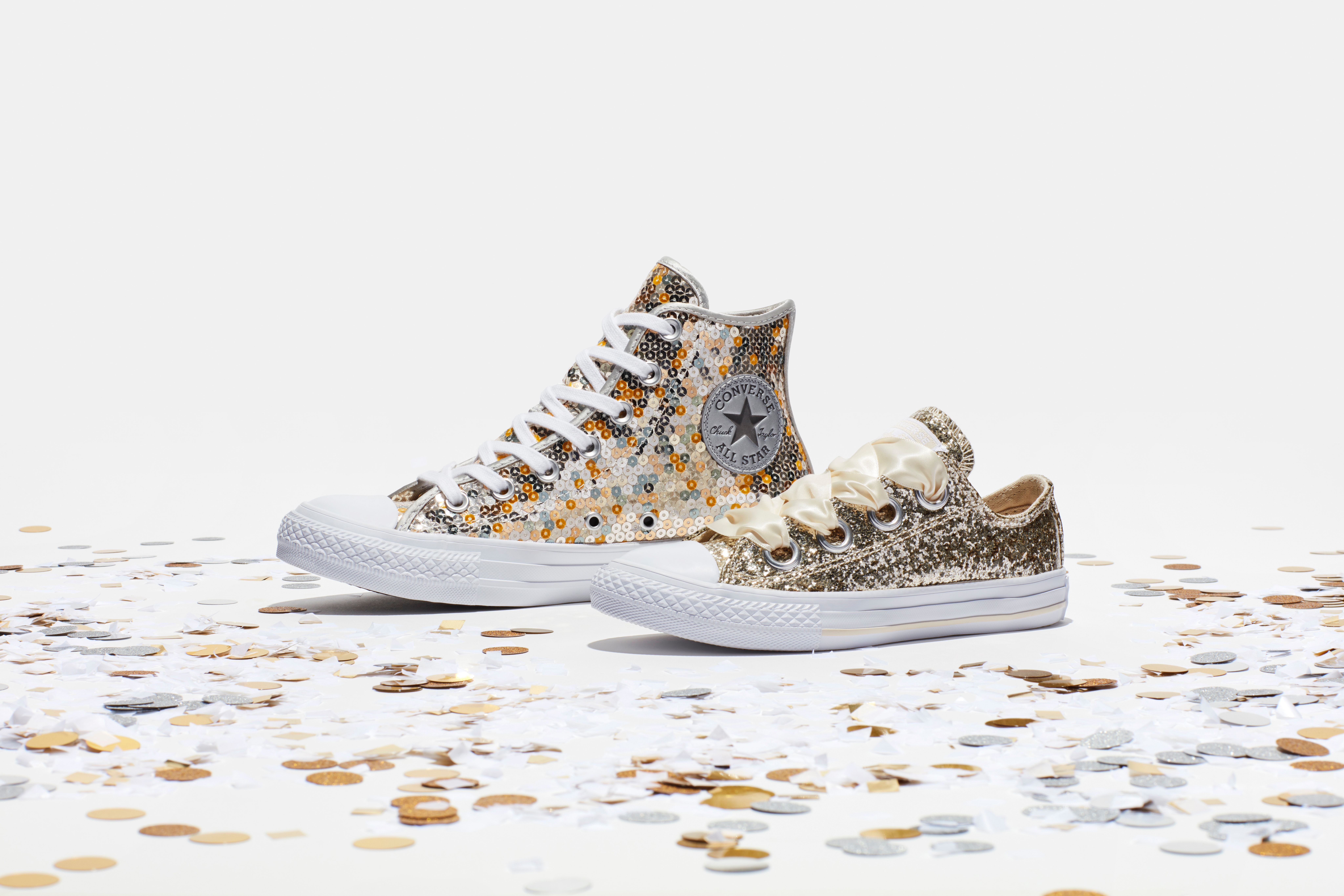 5679bab08690 Converse s Holiday 2018 Collection Is All Kinds Of Merry   Bright