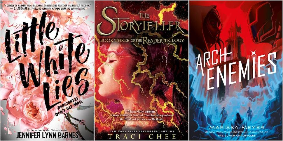 Archenemies By Marissa Meyer 9 Other Ya Books To Know This November