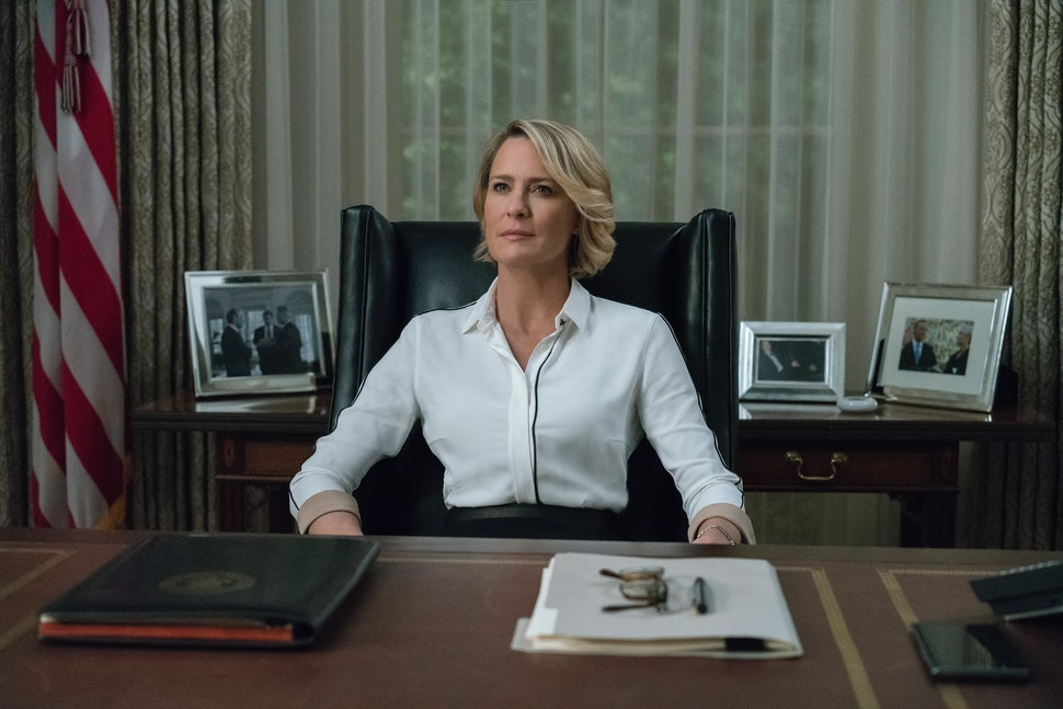 This House Of Cards Season 5 Recap Will Remind You How Claire