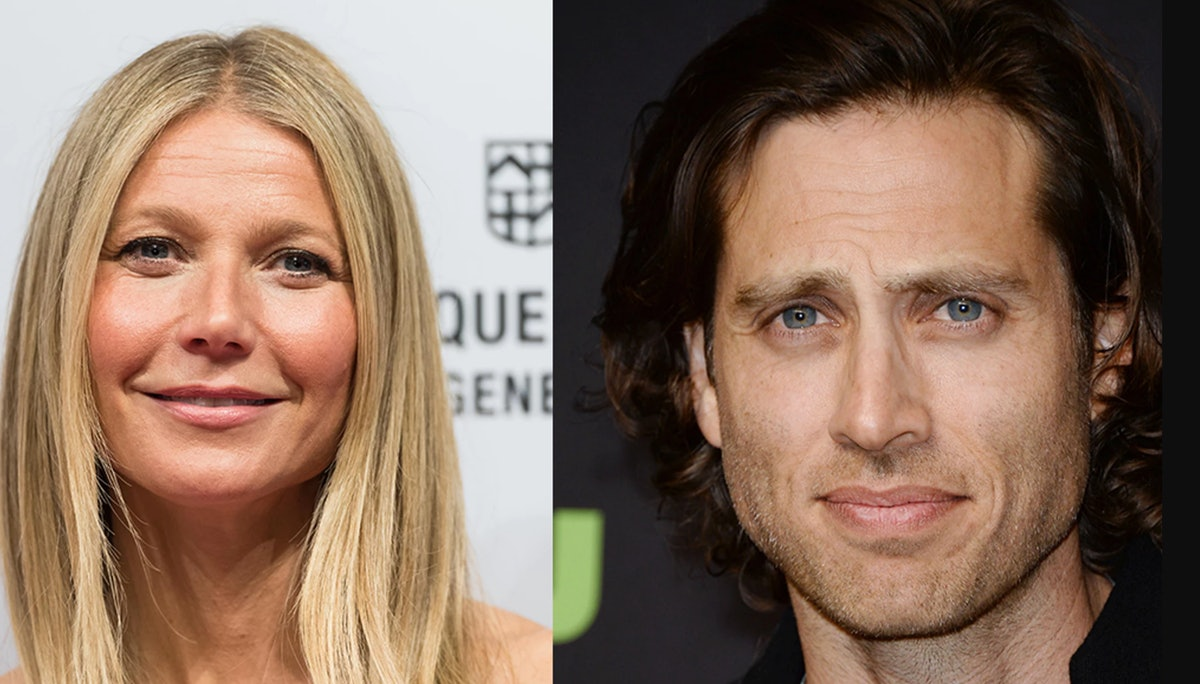 Gwyneth Paltrow & Brad Falchuk's 'A Star Is Born' Halloween Costumes Are Cooler Than A Bag Of Frozen Peas — PHOTO