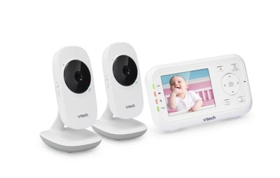 """VTech VM3252-2 Video Baby Monitor with 2 Cameras 2.8"""""""