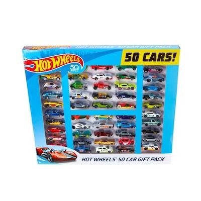 Hot Wheels 50-pack