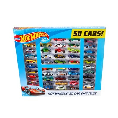 Hot Wheels 50-pack