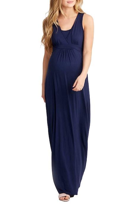 Hollis Maternity/Nursing Dress