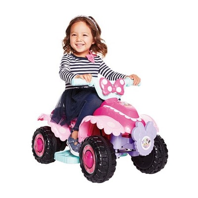 Ride-On Toy Quad