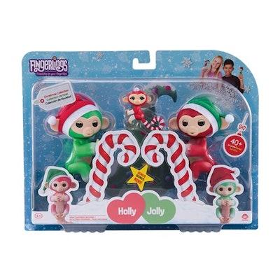 Holiday Fingerlings