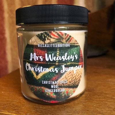 Mrs. Weasley's Christmas Jumper