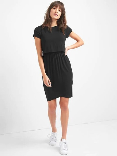 T-shirt Nursing Dress