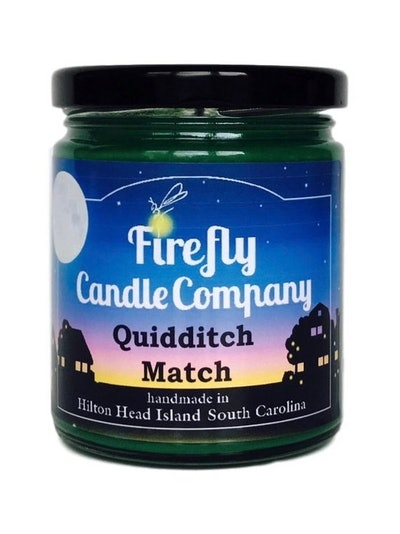 Quidditch Match Soy Candle