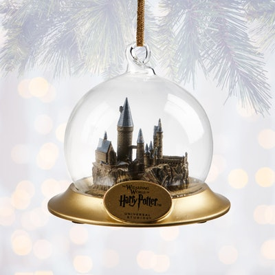 Hogwarts Castle Ornament