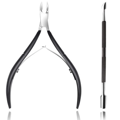 Ejiubas Cuticle Trimmer And Pusher