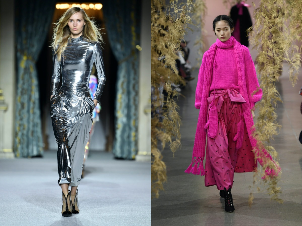 These Winter 2018 Color Trends Include Predictable Favorites & Total Surprises