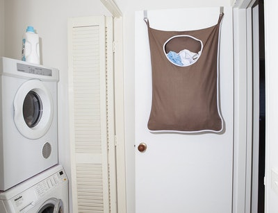 Urban Mom Door-Hanging Laundry Hamper